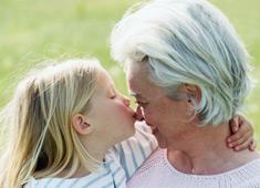 Срочно нужна бабушка
