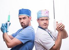 Судьбоносные ночи хирургов